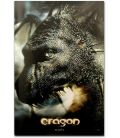 "Eragon - 27"" x 40"" - Advance French Canadian Poster (dragon)"