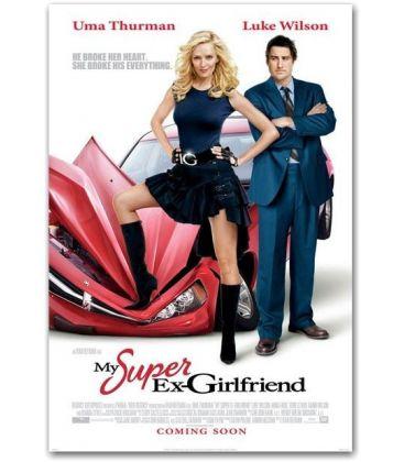 """My Super Ex-Girlfriend - 13"""" x 20"""""""