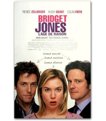 "Bridget Jones : L'âge de raison - 11"" x 17"""