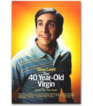 "40 ans, toujours puceau - 11"" x 17"""