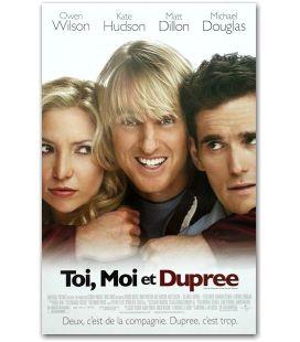 """Toi, moi et Dupree - 11"""" x 17"""""""