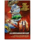 "Thunderbirds - 11"" x 17"" - Original French Canadian Poster"