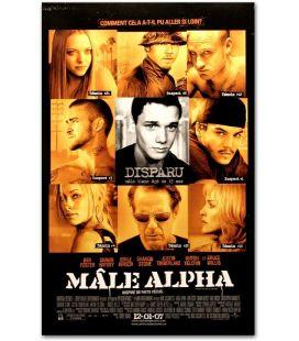 "Mâle Alpha - 11"" x 17"""