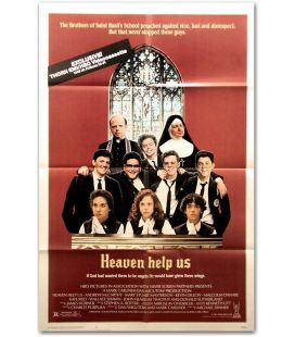 "Heaven Help Us - 27"" x 40"""
