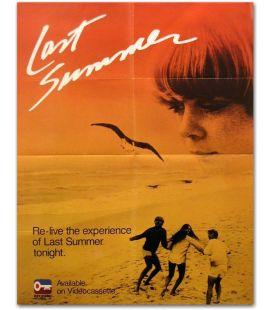 "Last Summer - 22"" x 28"""