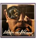 """Under the Volcano - 21"""" x 21"""" - Vintage Canadian Video Poster"""