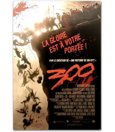 "300 - 27"" x 40"" - French Canadian Poster"