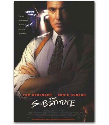 "The Substitute - 27"" x 40"""