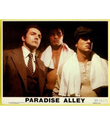 "Paradise Alley - Photo 10"" x 8"""