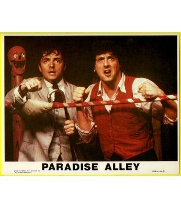"Paradise Alley - Photo 10"" x 8"""