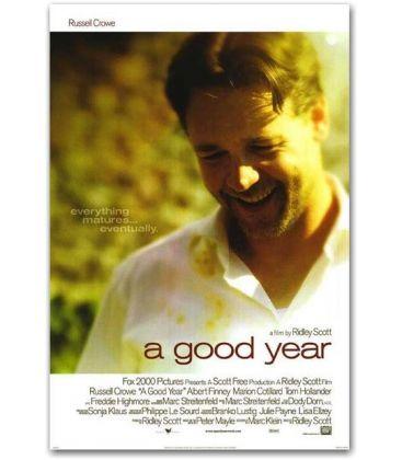 """A Good Year - 27"""" x 40"""""""