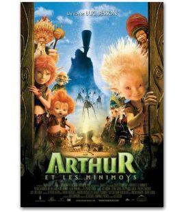 "Arthur et les minimoys - 27"" x 40"""
