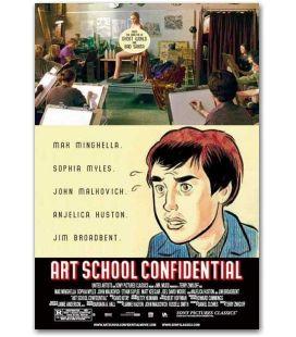"Art School Confidential - 27"" x 40"""