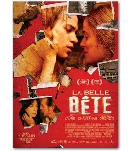 """La Belle bête - 27"""" x 40"""""""
