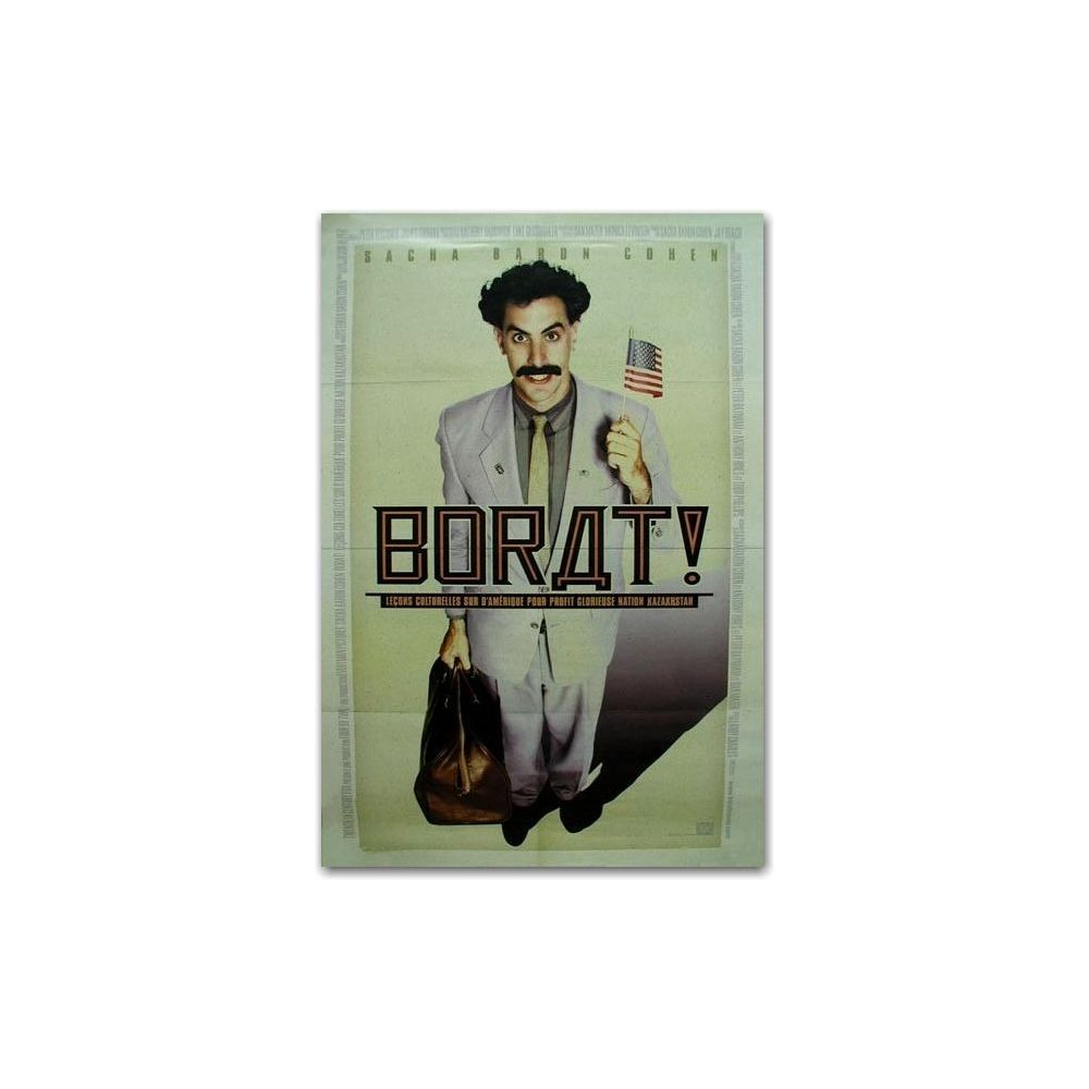 Borat movie review