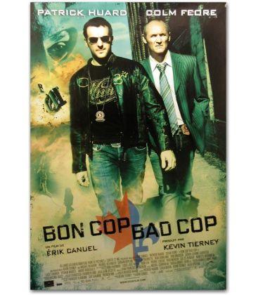 """Bon Cop Bad Cop - 27"""" x 40"""""""