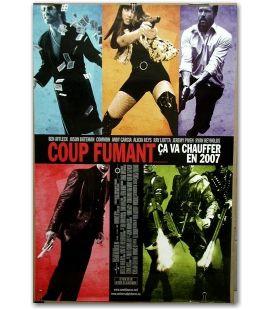 "Coup fumant - 27"" x 40"""