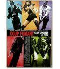 """Coup fumant - 27"""" x 40"""" - Affiche québécoise"""