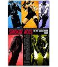 """Smokin' Aces - 27"""" x 40"""" - Original Canadian Movie Poster"""