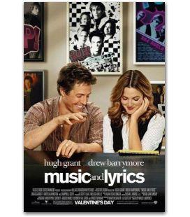 "Music and Lyrics - 27"" x 40"""