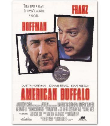 "American Buffalo - 27"" x 40"""