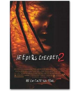 "Jeepers Creepers 2 - 27"" x 40"""