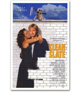 """Clean Slate - 27"""" x 40"""""""