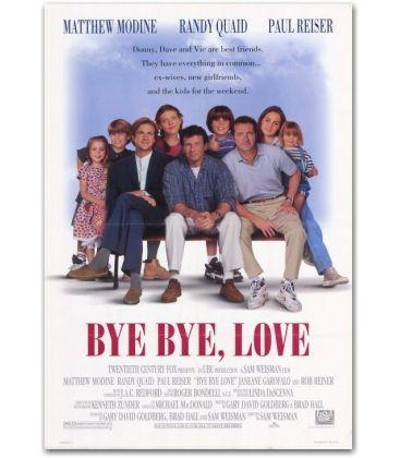 """Bye Bye Love - 27"""" x 40"""""""
