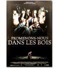 """Promenons-nous dans les bois - 27"""" x 40"""" - Affiche québécoise"""