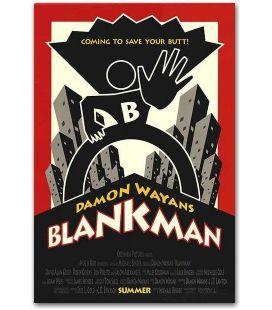 """Blankman - 27"""" x 40"""""""