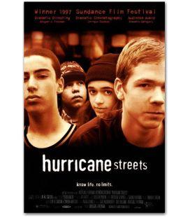"Hurricane Streets - 27"" x 40"""