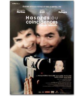 """Hasards ou coïncidences - 27"""" x 40"""""""