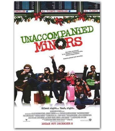 """Unaccompanied Minors - 27"""" x 40"""""""