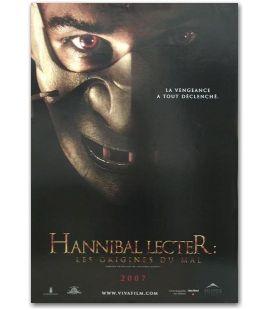 "Hannibal Lecter - 27"" x 40"""