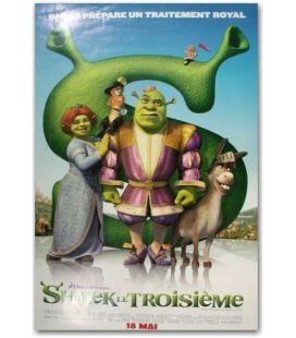 "Shrek the Third - 27"" x 40"""