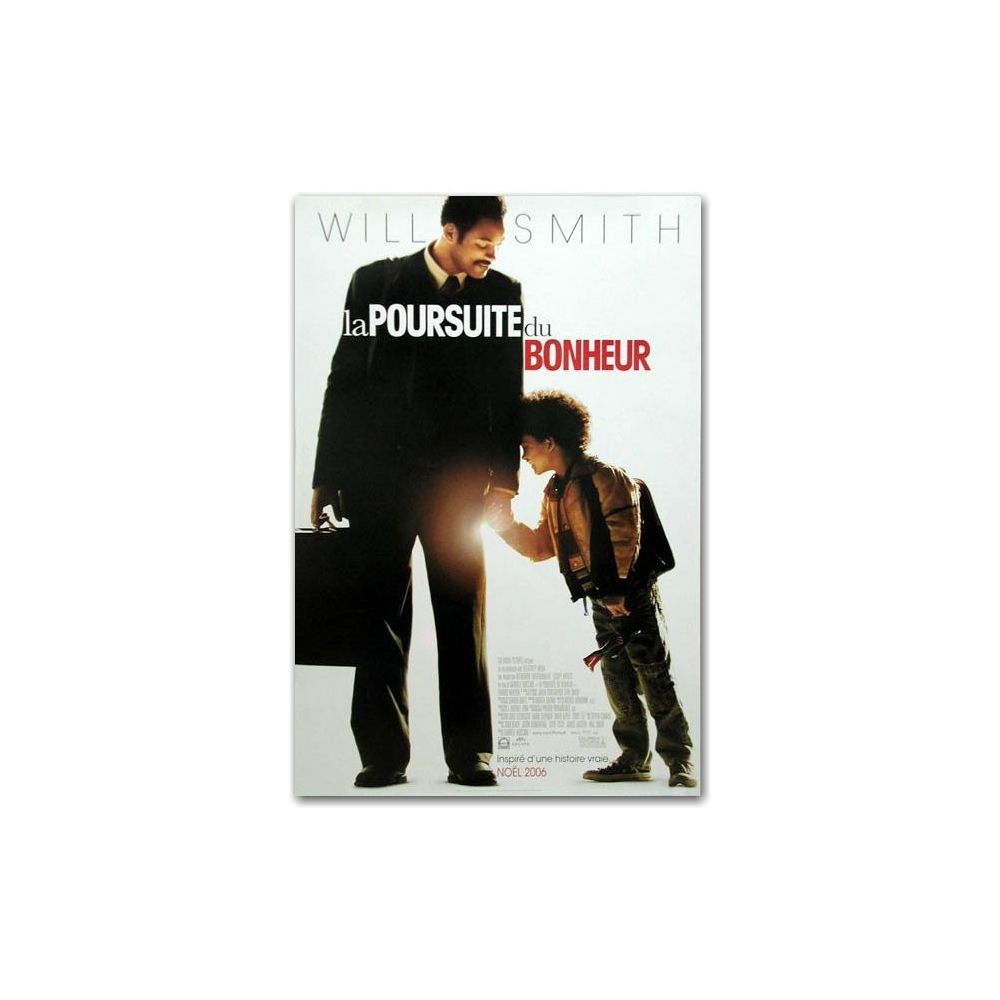 the pursuit of happyness 27quot x 40quot french canadian