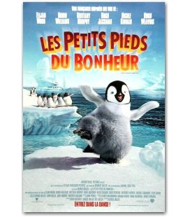 """Les Petits pieds du bonheur - 27"""" x 40"""""""