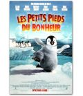 "Happy Feet - 27"" x 40"" - French Canadian Poster"