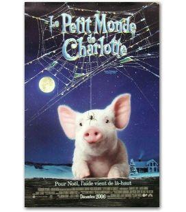 """Le petit monde de Charlotte - 27"""" x 40"""""""