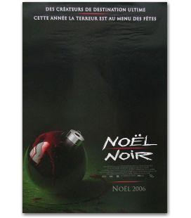 """Noël noir - 27"""" x 40"""""""