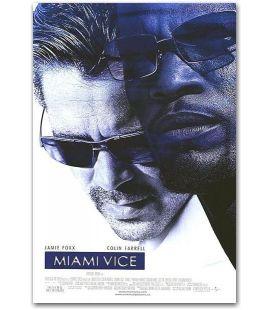 """Deux flics à Miami - 27"""" x 40"""""""