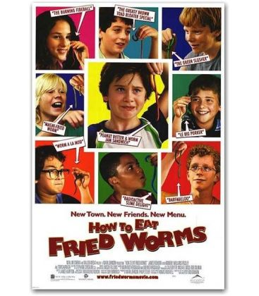 how to eat fried worms movie review