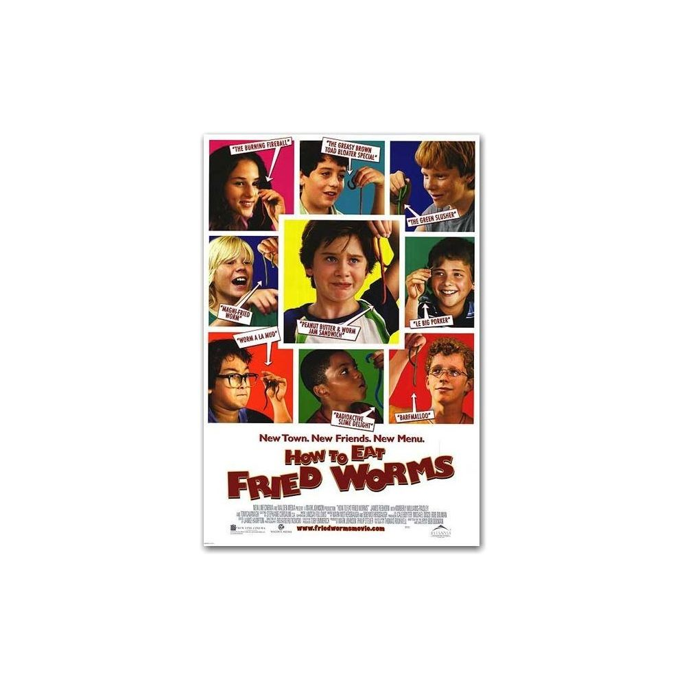 how to eat fried worms movie watch free