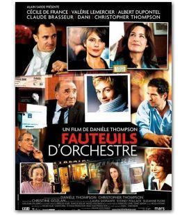 """Fauteuils d'orchestre - 27"""" x 40"""""""