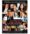 """Fauteuils d'orchestre - 27"""" x 40"""" - Affiche québécoise"""