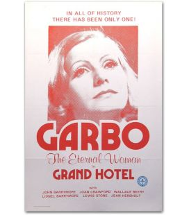 "Grand Hotel - 27"" x 40"""