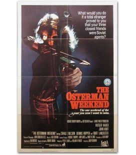 "Osterman Weekend - 27"" x 40"""