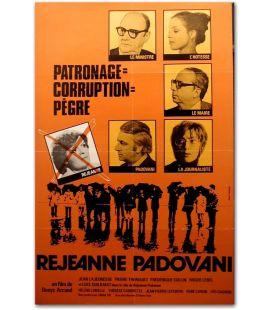 "Rejeanne Padovani - 27"" x 40"""