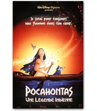"Pocahontas - 16"" x 21"""