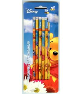 Winnie the Pooh - Pack with 6 Pencils